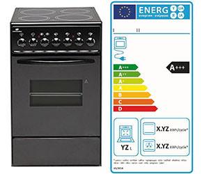 Les caractéristiques évaluées pour les fours électriques et cuisinières