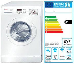 Les caractéristiques évaluées pour les lave-linge, sèche-linge et appareils combinés