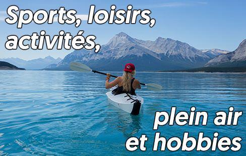 avis sur les produits de sports, loisirs, hobbies et outdoor