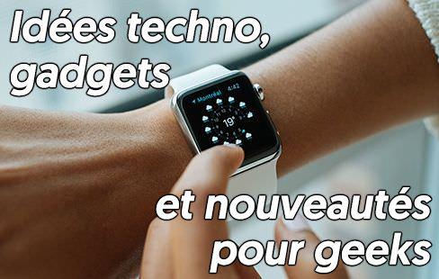 avis et tests des meilleurs appareils techno, des gadgets de dernière génération et des idées geeks!