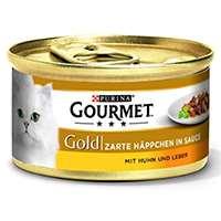 Gourmet or Doublure Zarte amuse-gueules chat en sauce