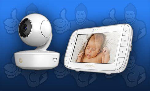 Meilleur babyphone vidéo HD