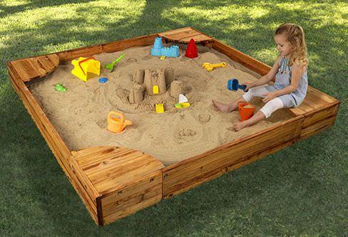 Top 5 meilleurs carrés de sable
