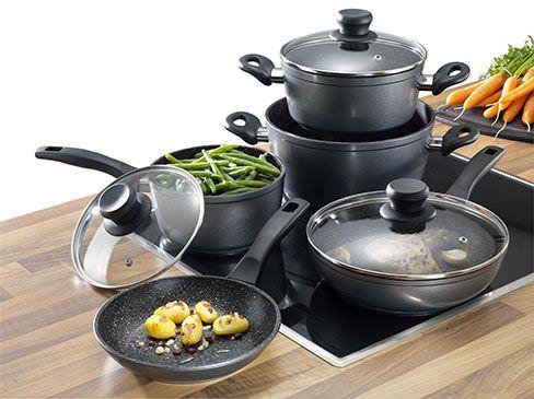 Top 5 meilleurs ensembles de casseroles pour la cuisine