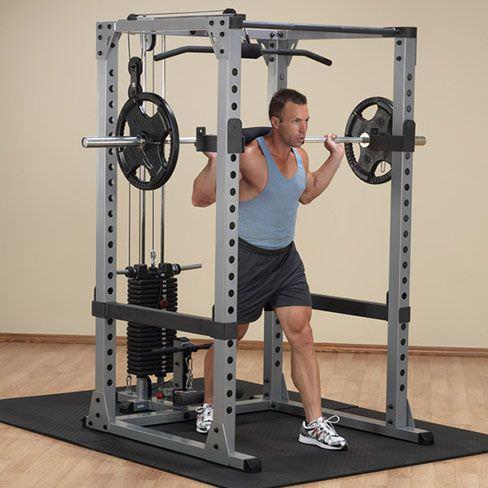 Classement Top 5 des meilleures cages à squat