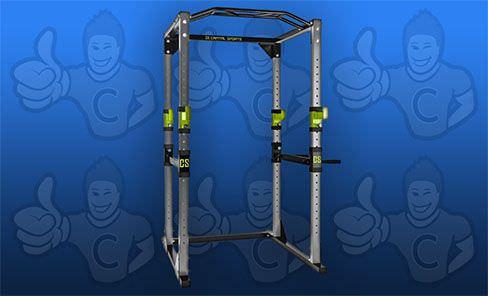cage à squat comparatif
