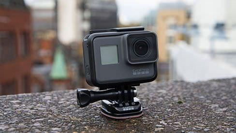 Top 5 meilleures action cams