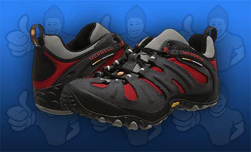 chaussure de randonnée comparatif