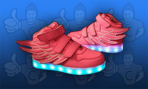Meilleure chaussure led