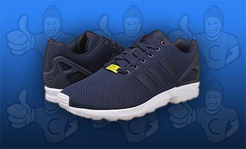 chaussure zx flux par adidas comparatif