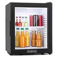 Klarstein MKS-13 • Minibar •32 litres •Silencieux OdB •Température réglable •Porte verre • Classe A •noir