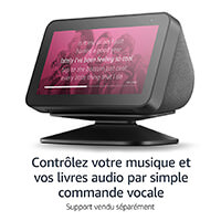 Découvrez Echo Show 5, Écran connecté compact avec Alexa, Noir
