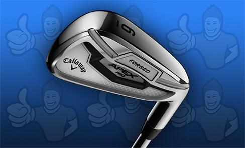 Meilleur ensemble de fers de golf pour homme