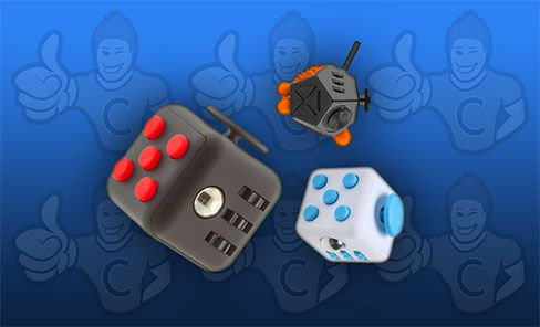 fidget cube amazon : notre comparatif top 5