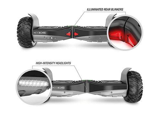 gyropode 4x4 hooboard
