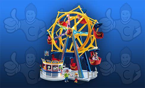 Meilleur jeu Playmobil