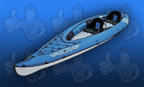 kayak gonflable pour adulte comparatif