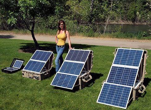 Top 5 meilleurs panneaux photovoltaïques à énergie solaire