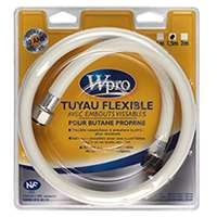 Wpro TBC158 Butane/Propane Longueur: 1,5 m