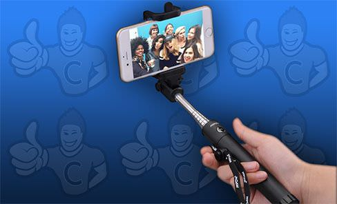 meilleure perche à selfie comparatif