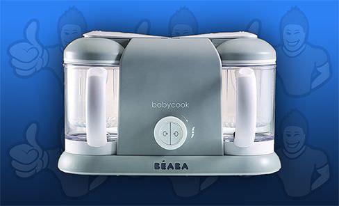 comparatif robot cuiseur multifonction pour bébé