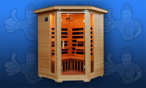 top 5 meilleurs saunas infrarouges 2017 2018 test. Black Bedroom Furniture Sets. Home Design Ideas