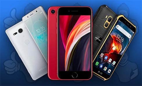 comparatif smartphone compact 5 pouces et moins