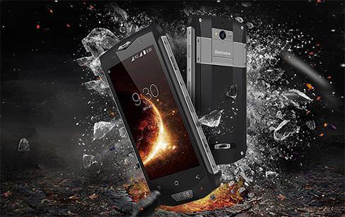 Classement Top 5 des meilleurs smartphones incassables