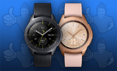 smartwatch android comparatif