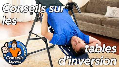 Table d'inversion