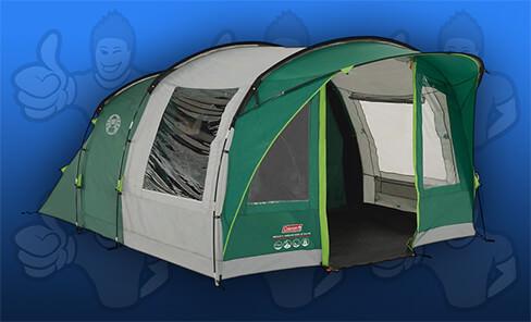 tente de camping familiale comparatif