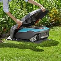 Gardena porte robot / abri / garage et accessoires