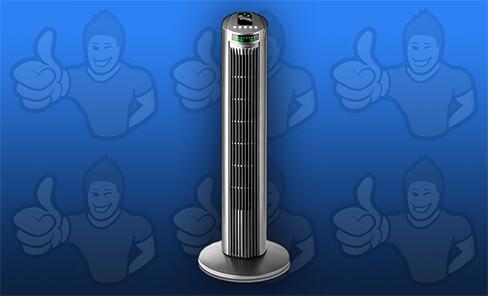 ventilateur colonne comparatif
