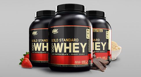 Classement Top 5 des meilleures whey isolate