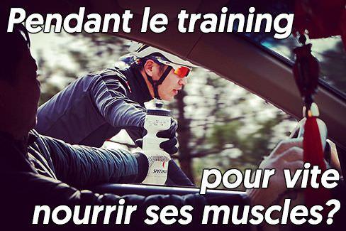 consommation de protéines pendant le training pour vite nourrir ses muscles