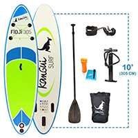 Avis sur Stand up Paddle sup gonflable Fidji de Kangui