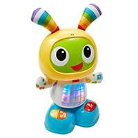 Avis sur Bebo Le Robot Interactif de Fisher-Price