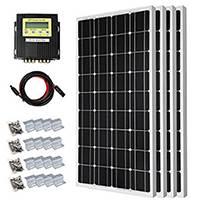 Gagnant meilleurs panneaux photovoltaïques à énergie solaire 2018 - Panneau solaire camping car de Eco-Worthy