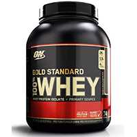 Avis sur Whey Isolate Gold Standard de Optimum Nutrition