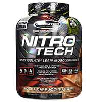 Avis sur Whey Nitro-Tech Performance de MuscleTech