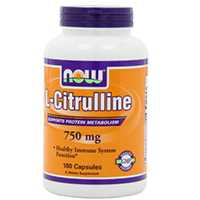 Avis sur L-Citrulline de Now Foods