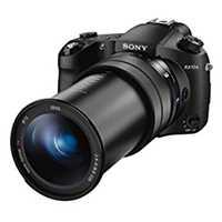 Gagnant meilleurs appareils photos mi-reflex mi-compacts 2018 - Appareil RX 10 III de Sony