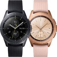 Avis sur Samsung Galaxy Montre SM-R810NZKADBT 42mm (Bluetooth)