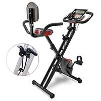Vélo d'intérieur F-Bike X100 et X150 4-en-1 Home Trainer de Sportstech
